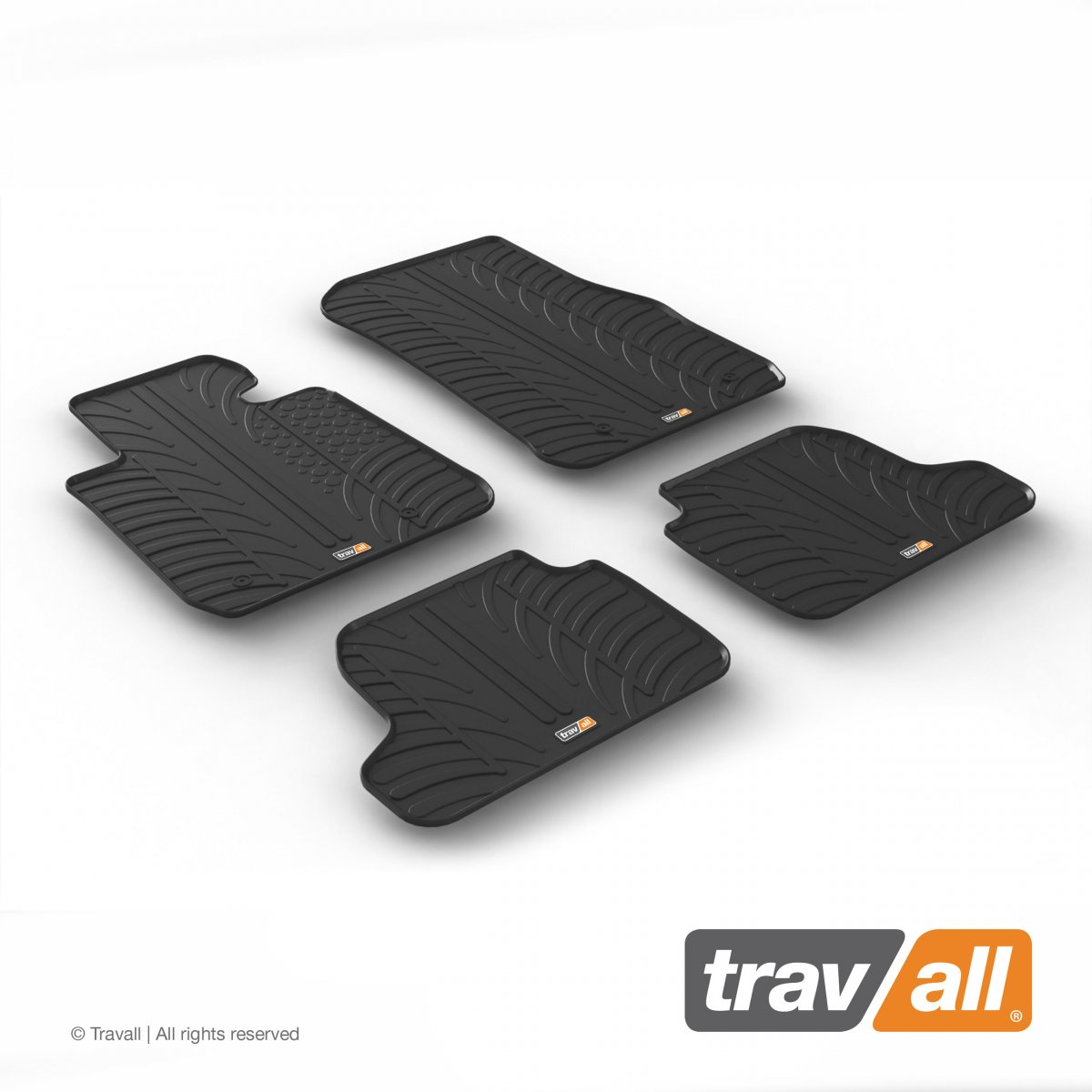 Travall® MATS for BMW 2 Series Coupé (2013 >)