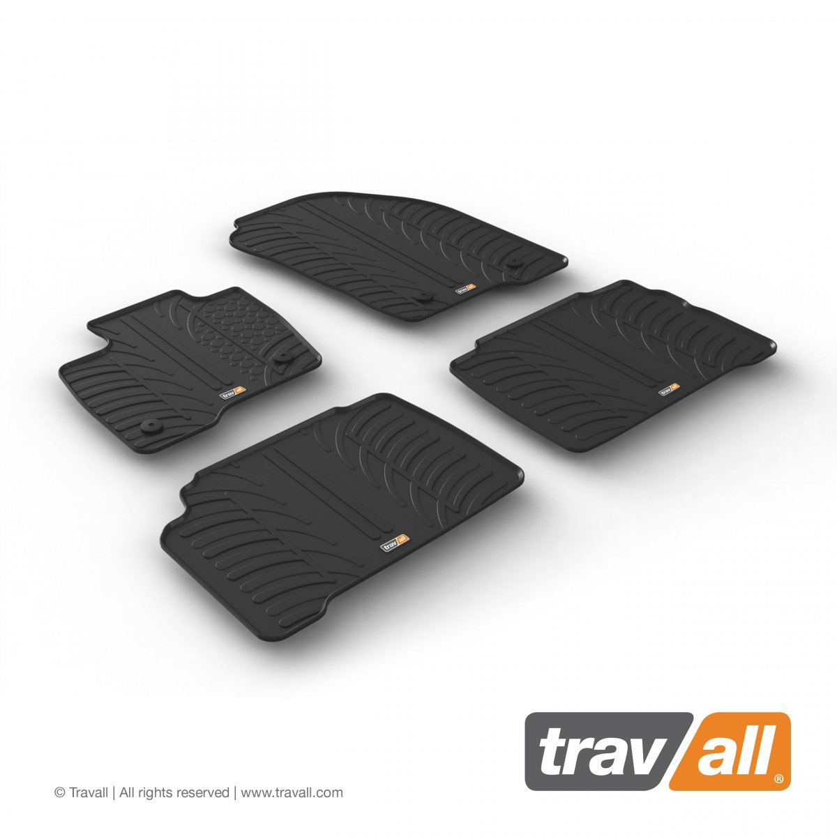 Travall® MATS für Ford Galaxy/S-Max (2015 >)